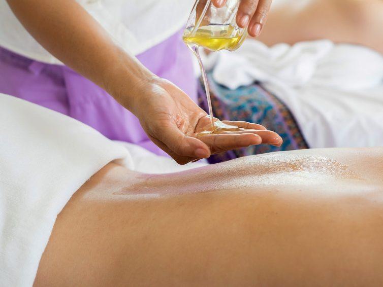 Massage som friskvårdsaktivitet